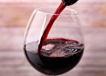 Польза и вред красного вина для человека