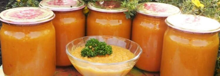 Рецепты икры из кабачков на зиму. Особенности приготовления