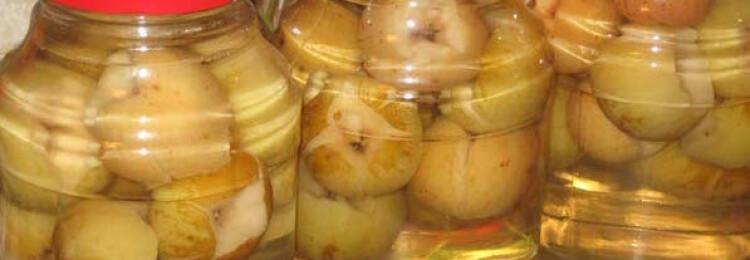 Компот из яблок на зиму, рецепты приготовления своими руками