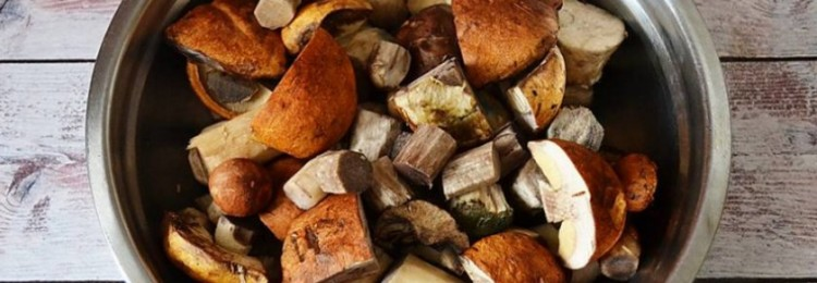 Сколько варить грибы подберезовики