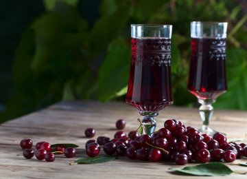 Как сделать вино из вишни в домашних условиях