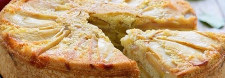 Рецепт простой и вкусной шарлотки с яблоками
