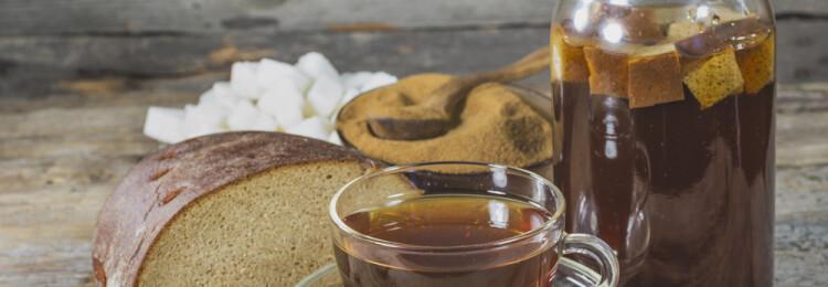Как в домашних условиях сделать хлебный квас?