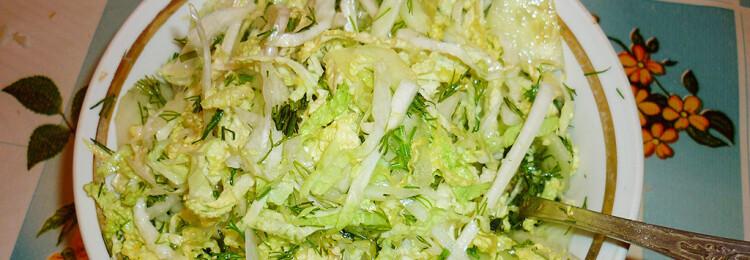 Рецепты приготовления пекинской капусты своими руками