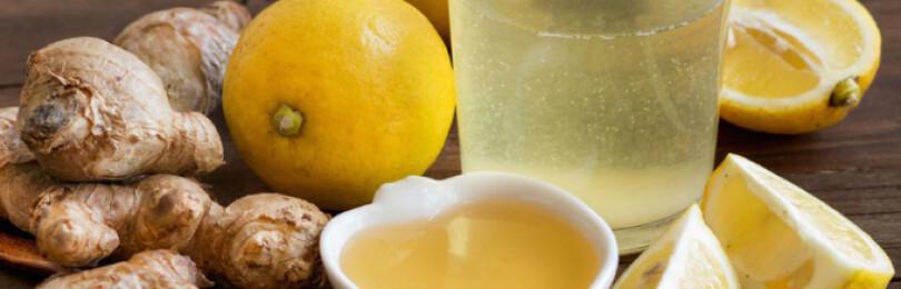 Имбирь с лимоном и медом — рецепт здоровья. Способы приготовления напитка