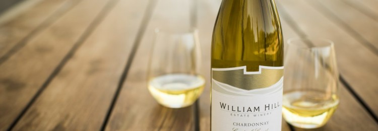 Вино шардоне белое сухое