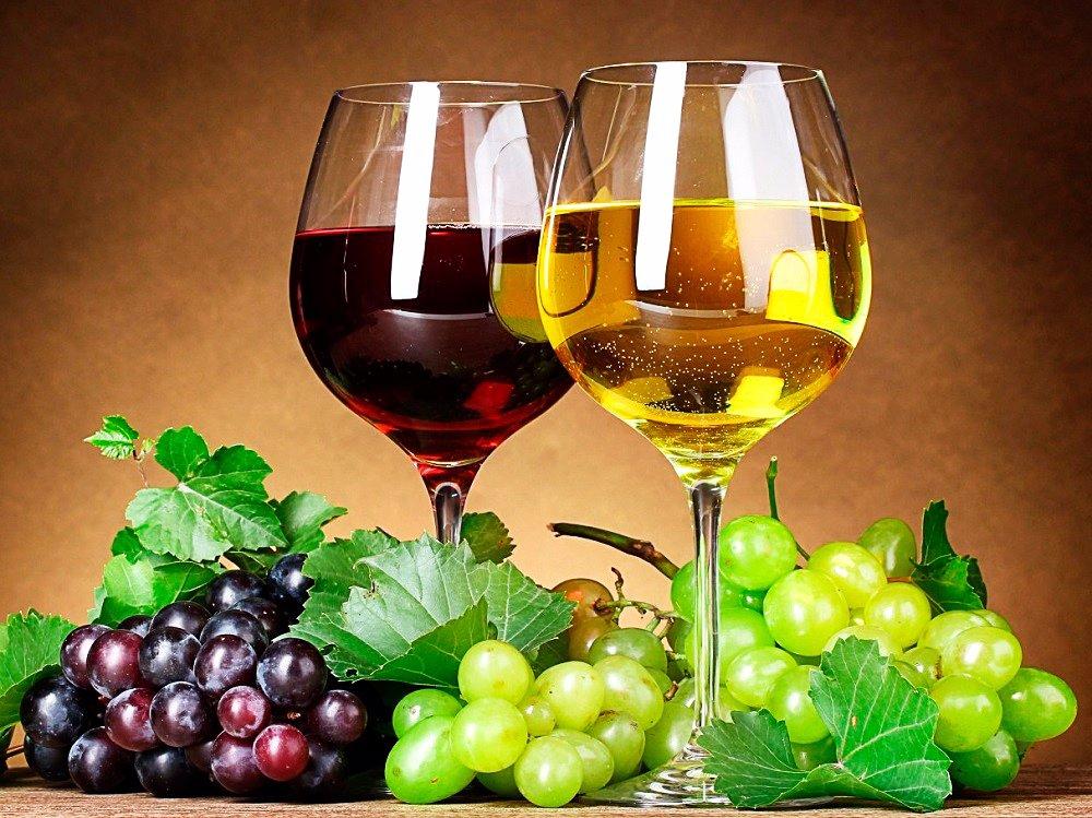 Разновидности вин